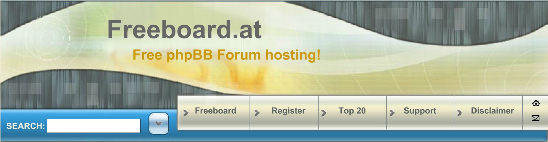 Freeboard.at Free Forum Header